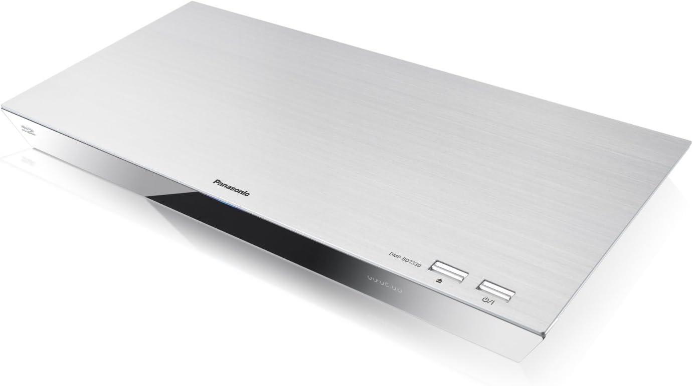 Panasonic DMP-BDT330EG - Reproductor de Blu-ray: Amazon.es: Electrónica