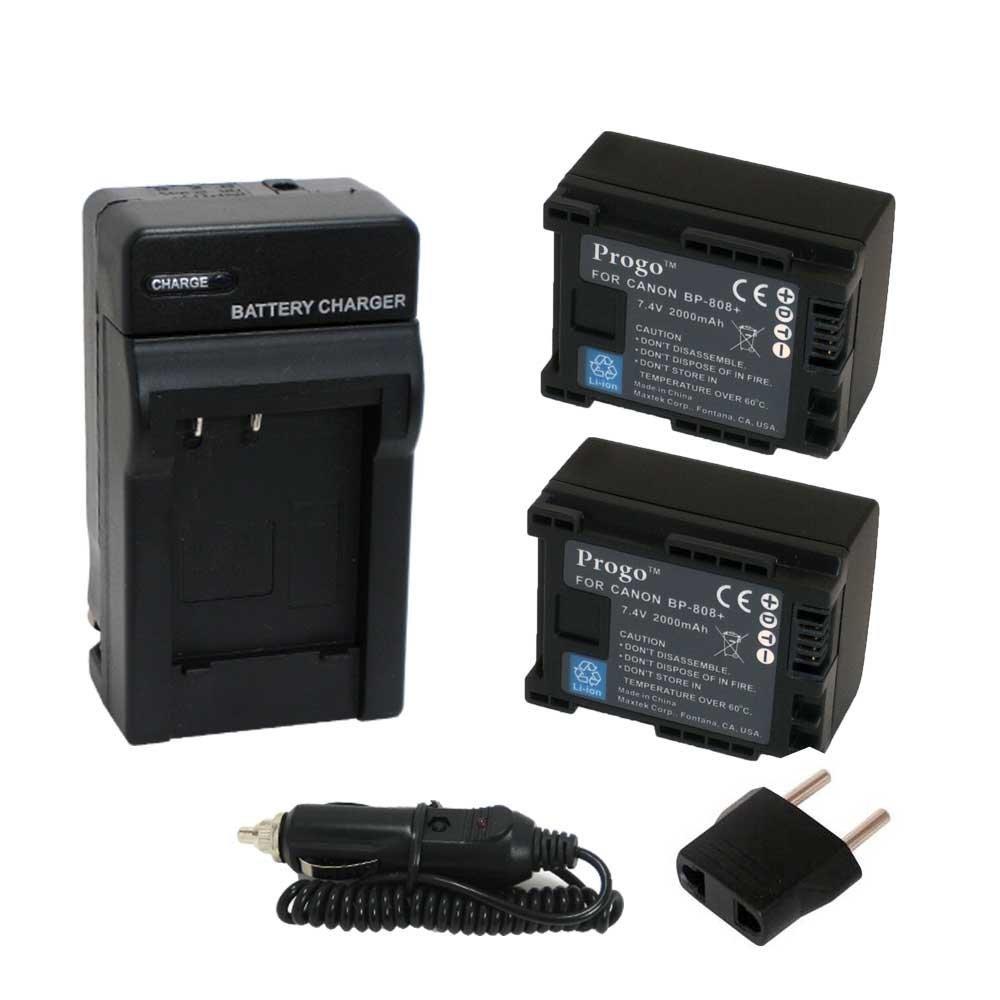 Progo power pack two li ion rechargeable battery jpg 1000x1000 Canon fs10