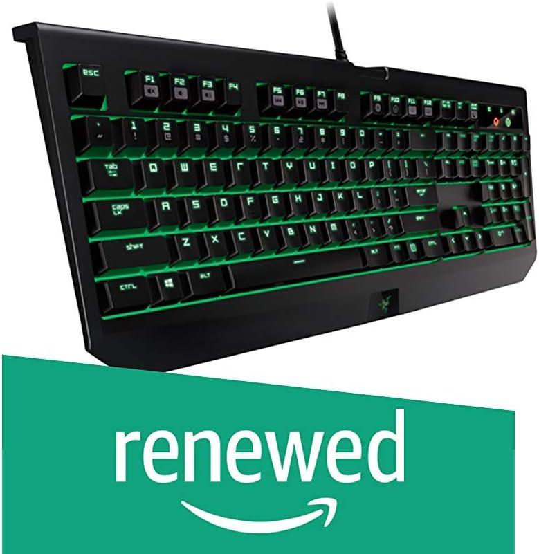 Razer BlackWidow Ultimate 2016 RZ03-01700200 Mechanical Gaming Keyboard