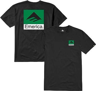 Emerica Classic Back Print - Camiseta de skate para hombre: Amazon.es: Ropa y accesorios