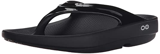 Oofos Women's O Olala Thong Flip Flop by Oofos