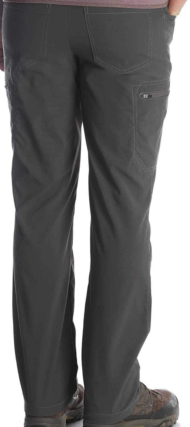 Wrangler Smoke Outdoor Performance Comfort Flex Cargo Pants