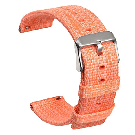 Amazon.com: DreamDirect - Correa de reloj deportivo de 0.787 ...
