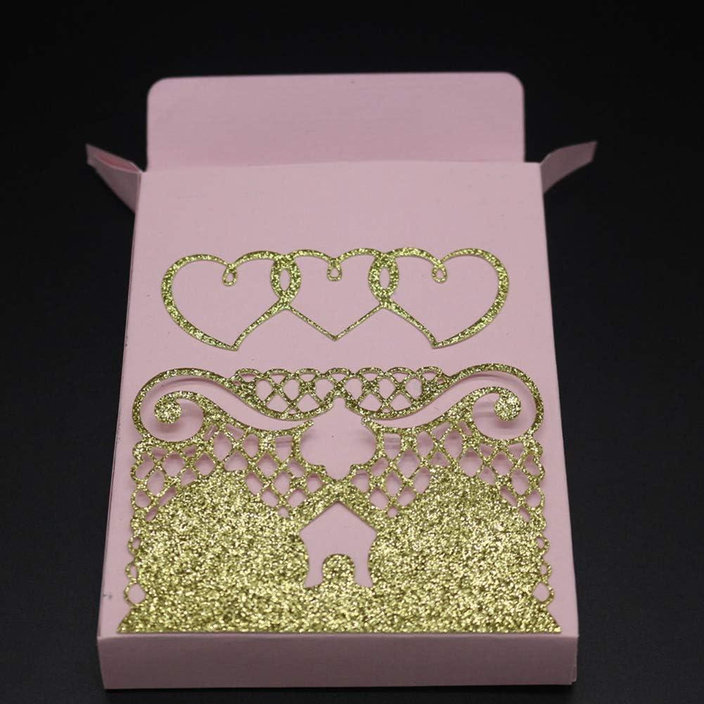 Troqueles de corte de metal Kuizhiren1 caja de regalo de metal plantilla de troquelado para manualidades /álbum de recortes y manualidades