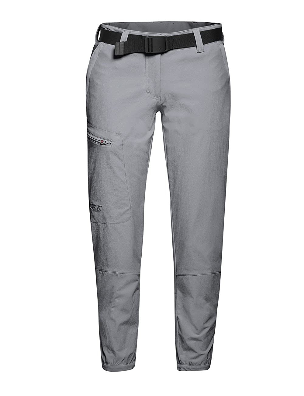 maier sports Womens Lulaka Walking Trousers 7//8/ 90/% PA 10/% Elastane 9/ Sizes /  Outdoor//Trousers With Belt/
