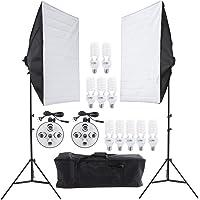 Andoer Photography Video Triple Studio Lighting Kit