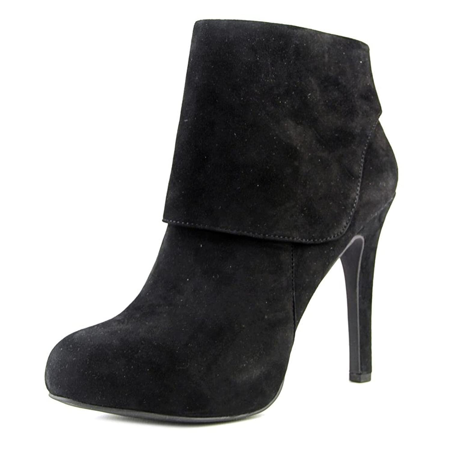Jessica Simpson Addey Round Toe Synthetic Bootie