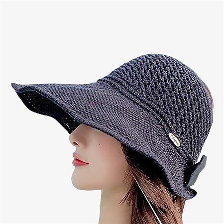 Visera Ocio Gorra para Sol Sombrero de pescador con estilo de ...
