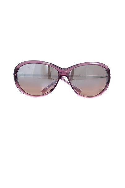 Celine SC1655 Gafas de sol Mujer violeta M12 UNI: Amazon.es ...