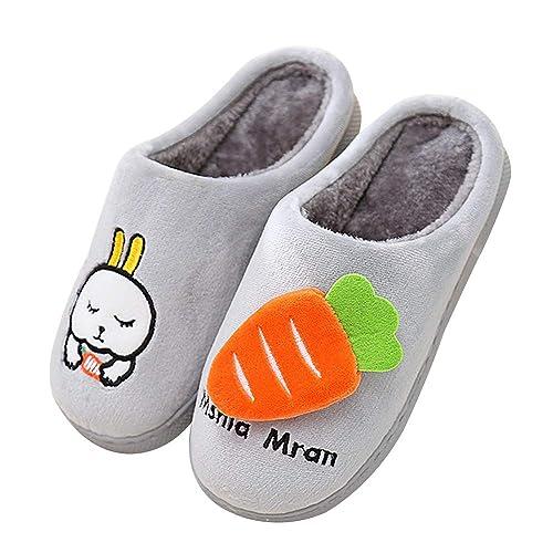 Zapatos Invierno Zapatillas de Estar por Casa para Niña Niños: Amazon.es: Zapatos y complementos