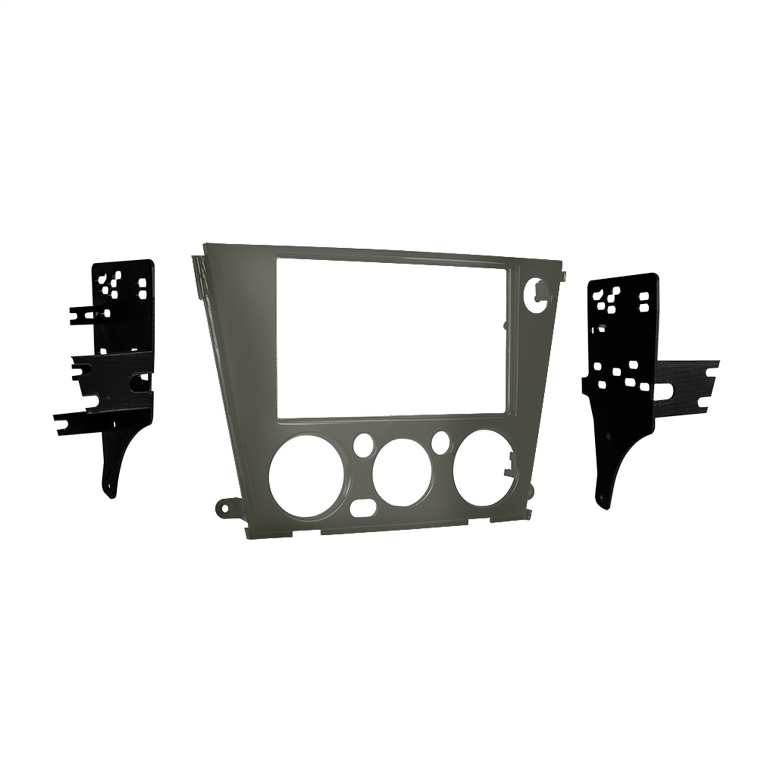 Metra 95-8901 Double DIN Dash Kit for Subaru Legacy and Outback 2005-2009 (Black)