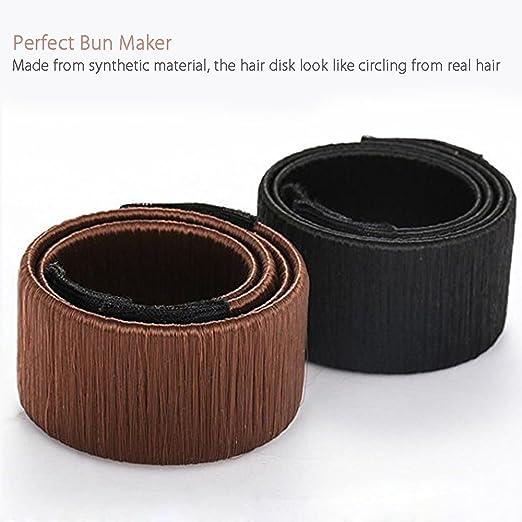 Haar Bun Maker Für Mädchen Damen Dutt Maker French Twist Frisur
