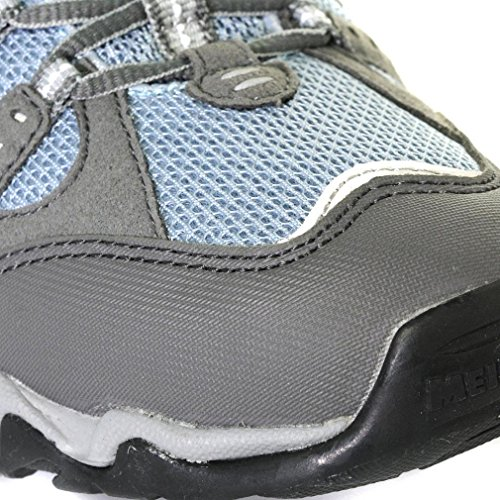 MEINDL Respond Mid GTX F, color azul y Gris gris