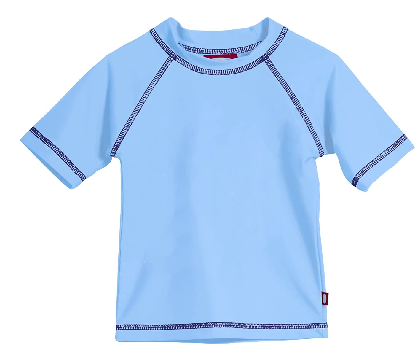 City Threads Little Boys /& Girls Rash Guard Swimming Tee SPF50 Protection 2T-6