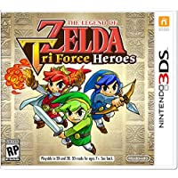 The Legend of Zelda: Tri-Force Heroes for Nintendo 3DS by Nintendo Games