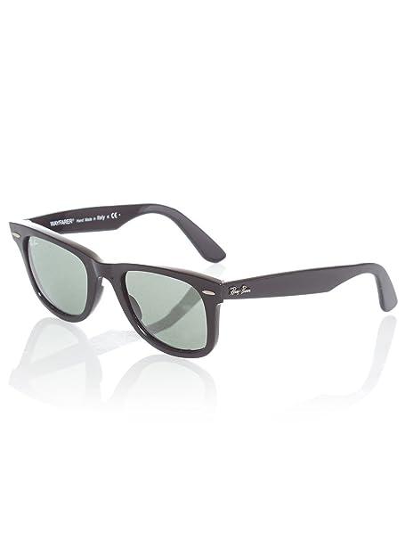 Gafas De Sol Ray-Ban 0Rb2140 Classic Wayfarer Negro-Crystal ...