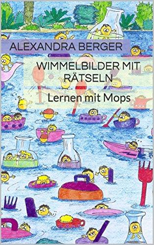 Download Wimmelbilder mit Rätseln: Lernen mit Mops (German Edition) Pdf