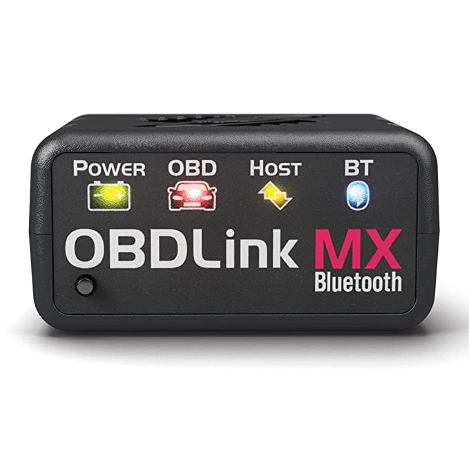 OBDLink MX 426101 ScanTool Bluetooth: Professional OBD-II Scan Tool for  Android & Windows