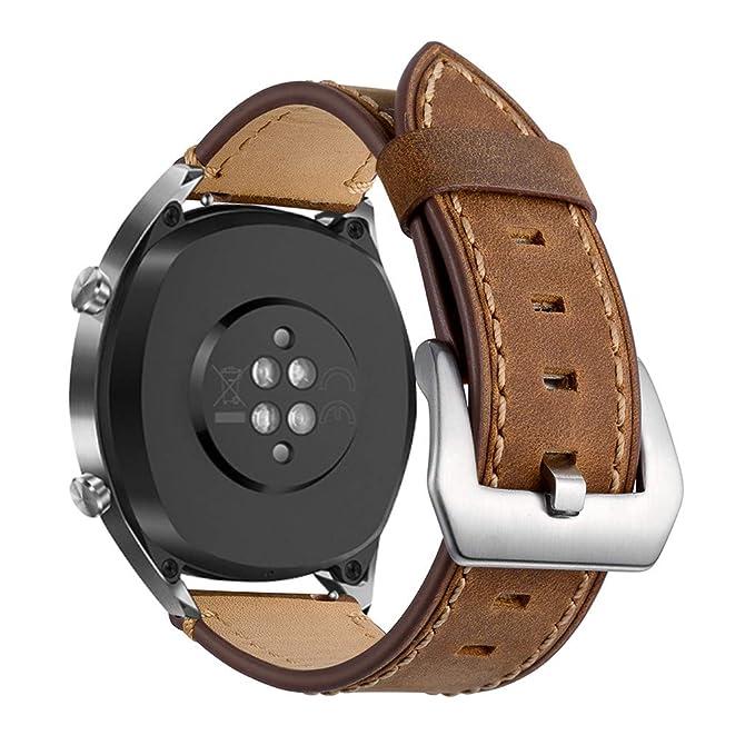Amazon.com: HHei_K Leather Diamond Buckle Strap Leather ...