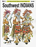 img - for Southwest Indians: An Educational Coloring Book book / textbook / text book