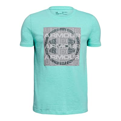 Under Armour Boys' Visualogo T-Shirt