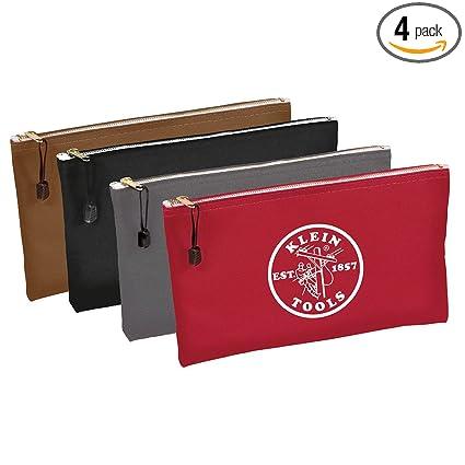 Amazon.com: Klein Tools 5140 bolsas de lona con cierre: Home ...