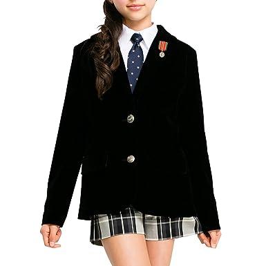 efaf2f891d411  アリサナ arisana 卒業式 小学生 女の子 スーツ 子供服 フォーマル ジーン (ジャケット +
