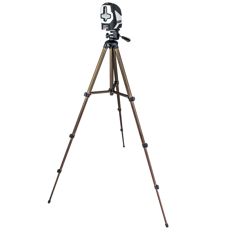 tronicxl Bau Tr/épied Laser croix /à mise /à niveau laser rotatif Laser ligne laser Laser de chantier ZB pour Einhell Bosch DeWalt Makita