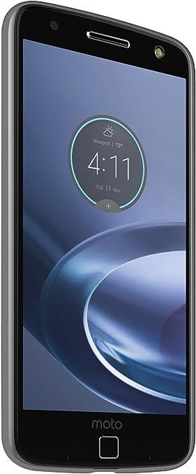 Mophie Juice Pack - Funda protectora para Motorola Moto Z (3,000 mAh), color negro: Amazon.es: Electrónica