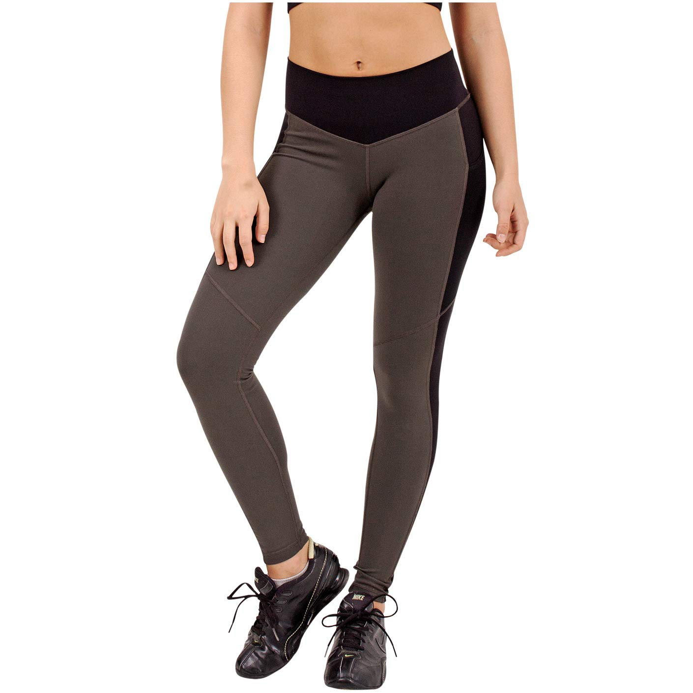 Flexmee 946072 Leggings Solido at Amazon Womens Clothing store