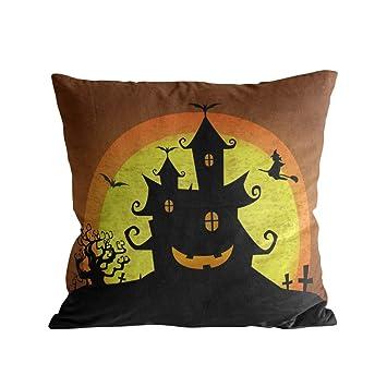 Amazon.com: Fundas de almohada de terciopelo para decoración ...