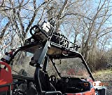 """Polaris Roll Bar Chainsaw Mount Fits all Round Roll Bars 1 1/2"""" to 2"""" RCM-3012 Hornet outdoors"""