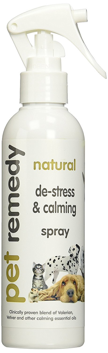 Pet Remedy Natural De-Stress & Calming Spray (200ml) by Pet Remedy