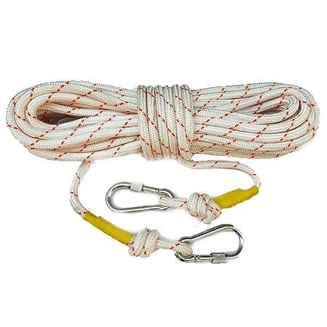 Cuerda De Escalada Cuerda De Seguridad Resistente Al Desgaste Núcleo De Alambre De Bajada Salida De