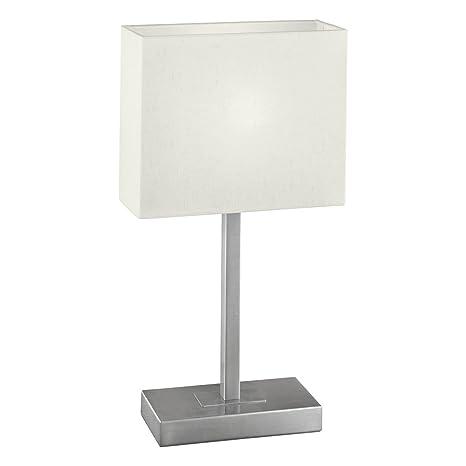 Moderna Lámpara de mesa (E14, Interruptor/regulador de ...