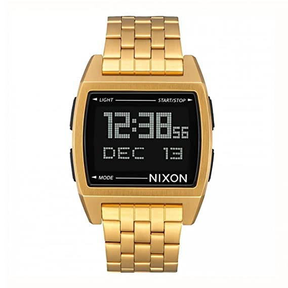 NIXON BASE ALL GOLD A1107502