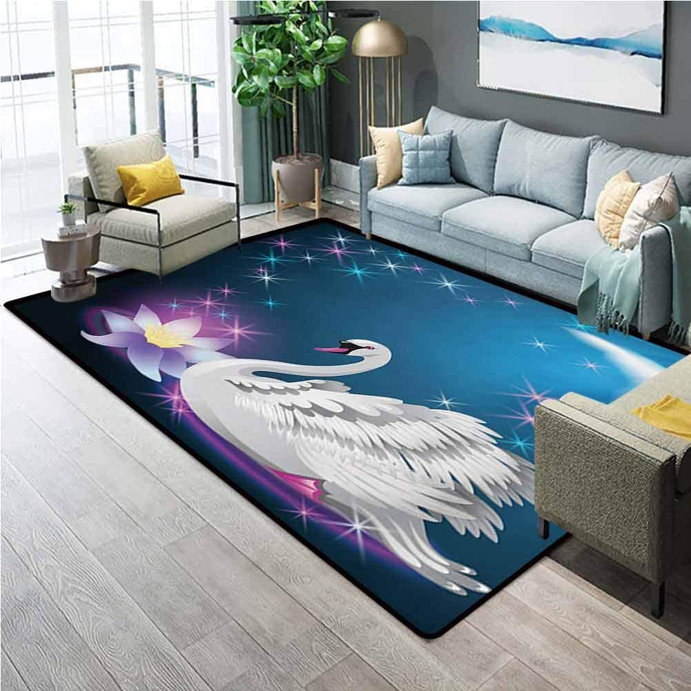 swan-designed-rugs-for-living-rooms
