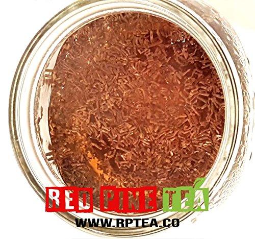 Organic Rooibos Tea Red Bush Tea, Aspalathus linearis, Decaffeinated Caffeine Free - Premium Loose Leaf Tea (5LB) by Red Pine Tea Co. (Image #4)