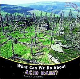 Book What Can We Do About Acid Rain? (Protecting Our Planet)