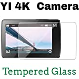 M.G.R.J® Tempered Glass Screen Protector for YI 4K Sports and Action Video Camera