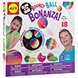 Alex Toys Craft Glow In The Dark Bouncy Ball Bonanza