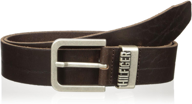 Tommy Hilfiger Denim Mens Original Hilfiger Belt