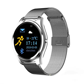Reloj Inteligente,STRIR Android Smartwatch con Bluetooth ...