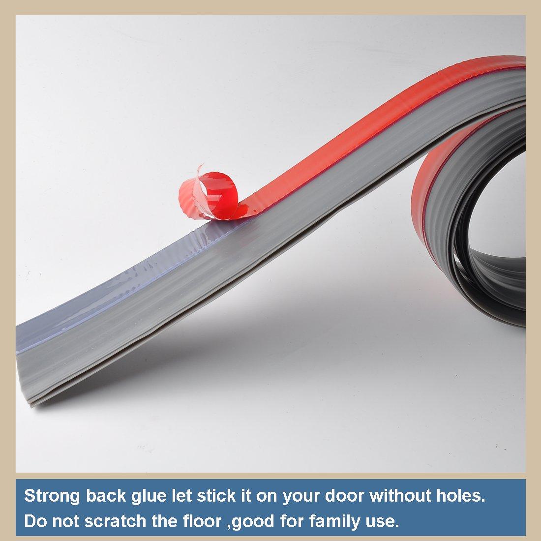 Door Bottom Seal Strip Under Door Sweep Weather Stripping