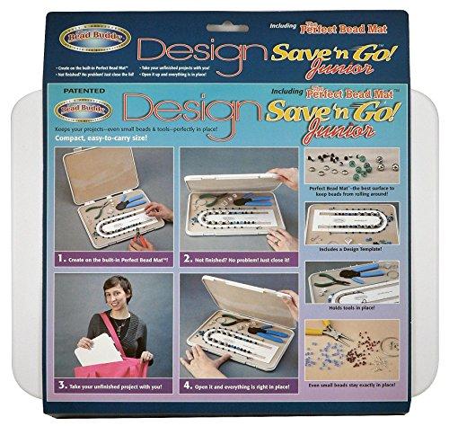Bead Buddy BBY21120 Design Save N Go Junior