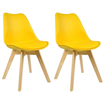 Schön WOLTU BH29gb 2 2 X Esszimmerstühle 2er Set Esszimmerstuhl Design Stuhl  Küchenstuhl Holz,Neu