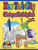 New York City Coloring and Activity Book, Carole Marsh, 0635022265