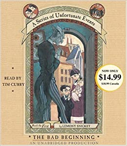 The Bad Beginning  Book Review   Publish with Glogster  A Series of Unfortunate Events  This is a novel study for The Bad Beginning