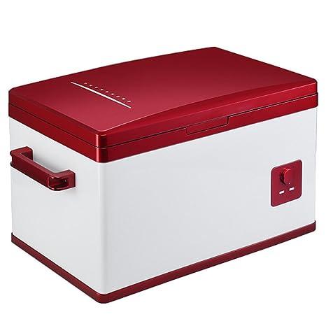 LLX Refrigeradores del Coche 30 L Compresor Portátil Refrigerador ...