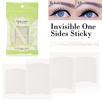 Eye Tape Double Eyelid Tape Invisible Single Side Eyelid Tape Stickers, Instant Eye Lift Without